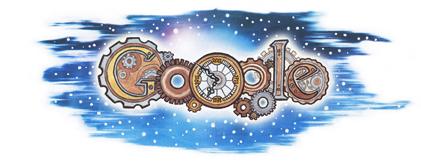 Patrick Horan's Google Doodle (Copyright Google)