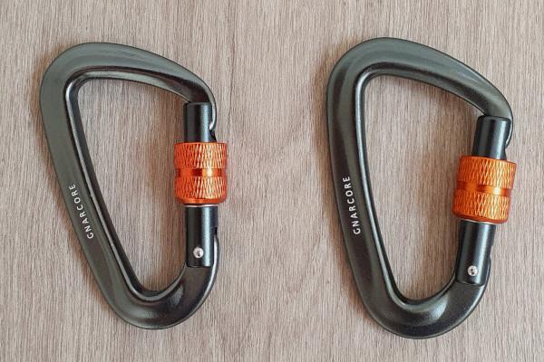 Locking Carabiner Unboxed